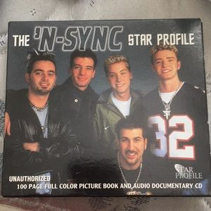 Other - 💥NSYNC Star Profile